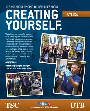 utb_high_school_poster